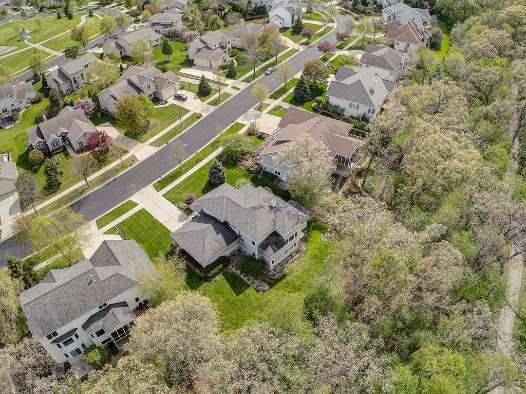 Mad City Dream Homes Drone Listing Photos