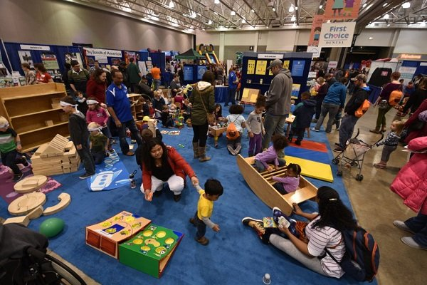 Kids Expo in Madison