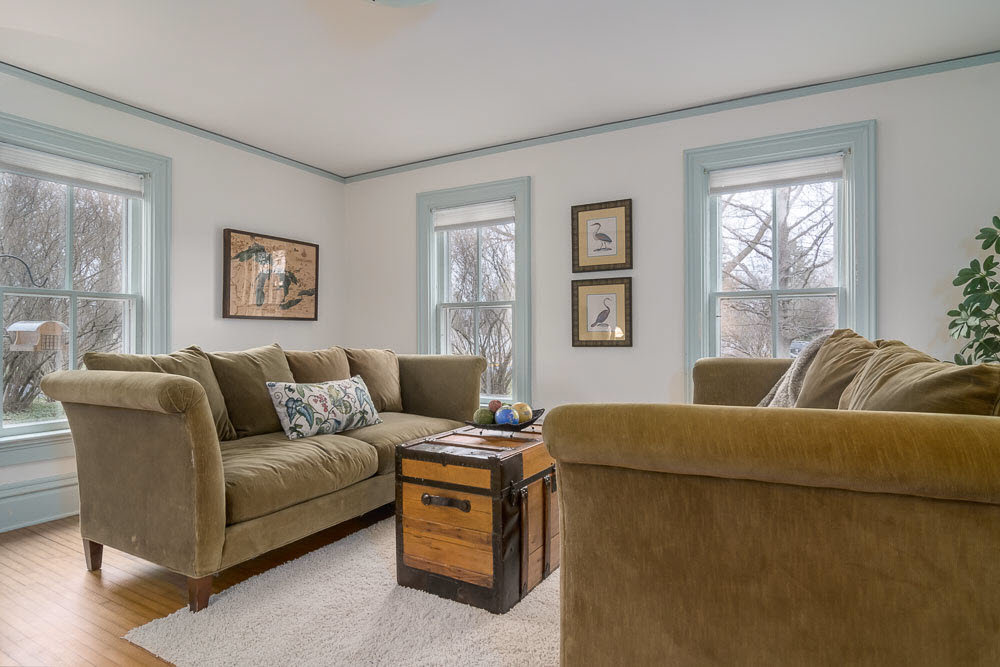 Vacant Home Staging with Rented Furniture