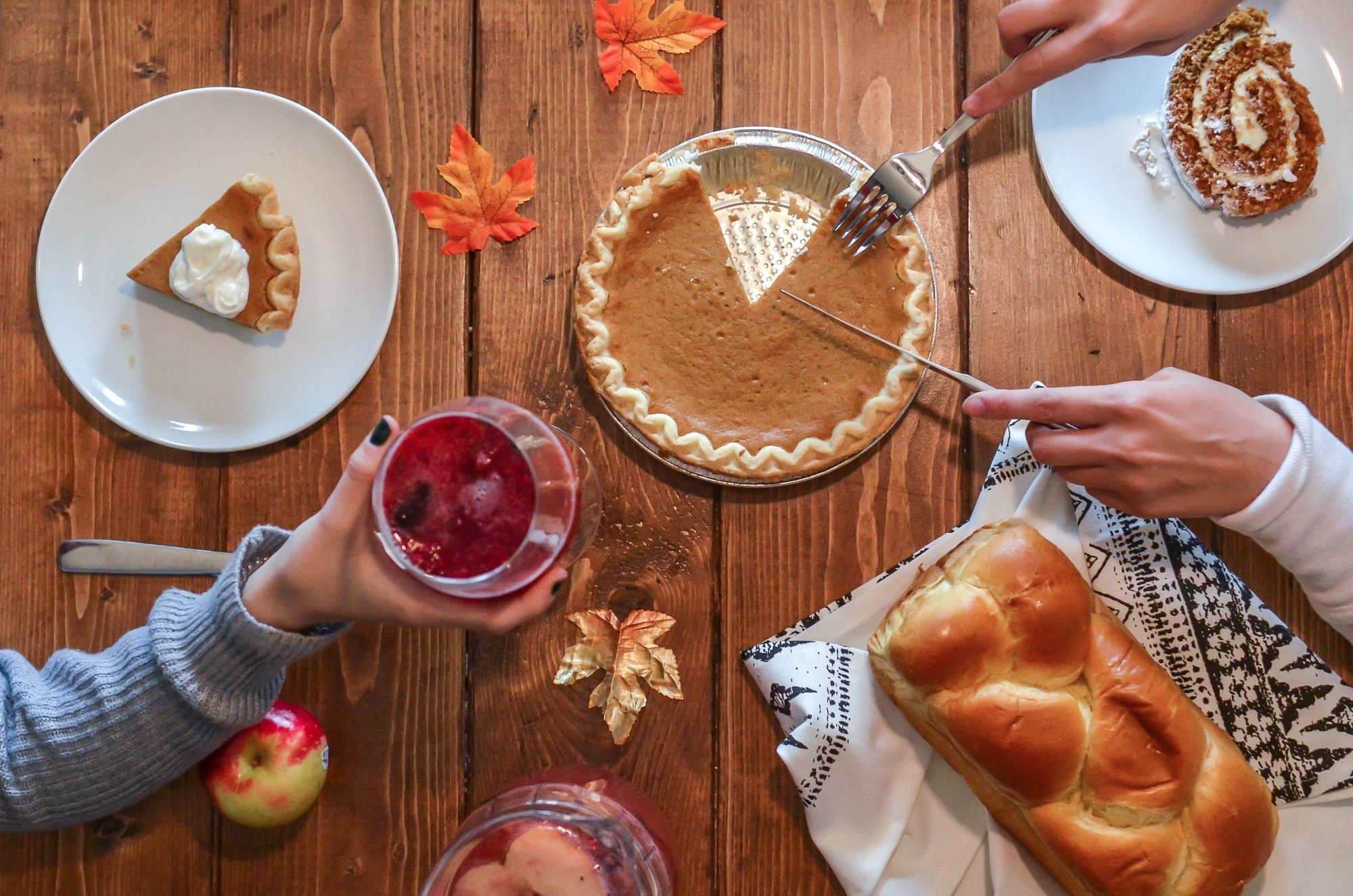8 ways to celebrate Thanksgiving at Home in the Madison area