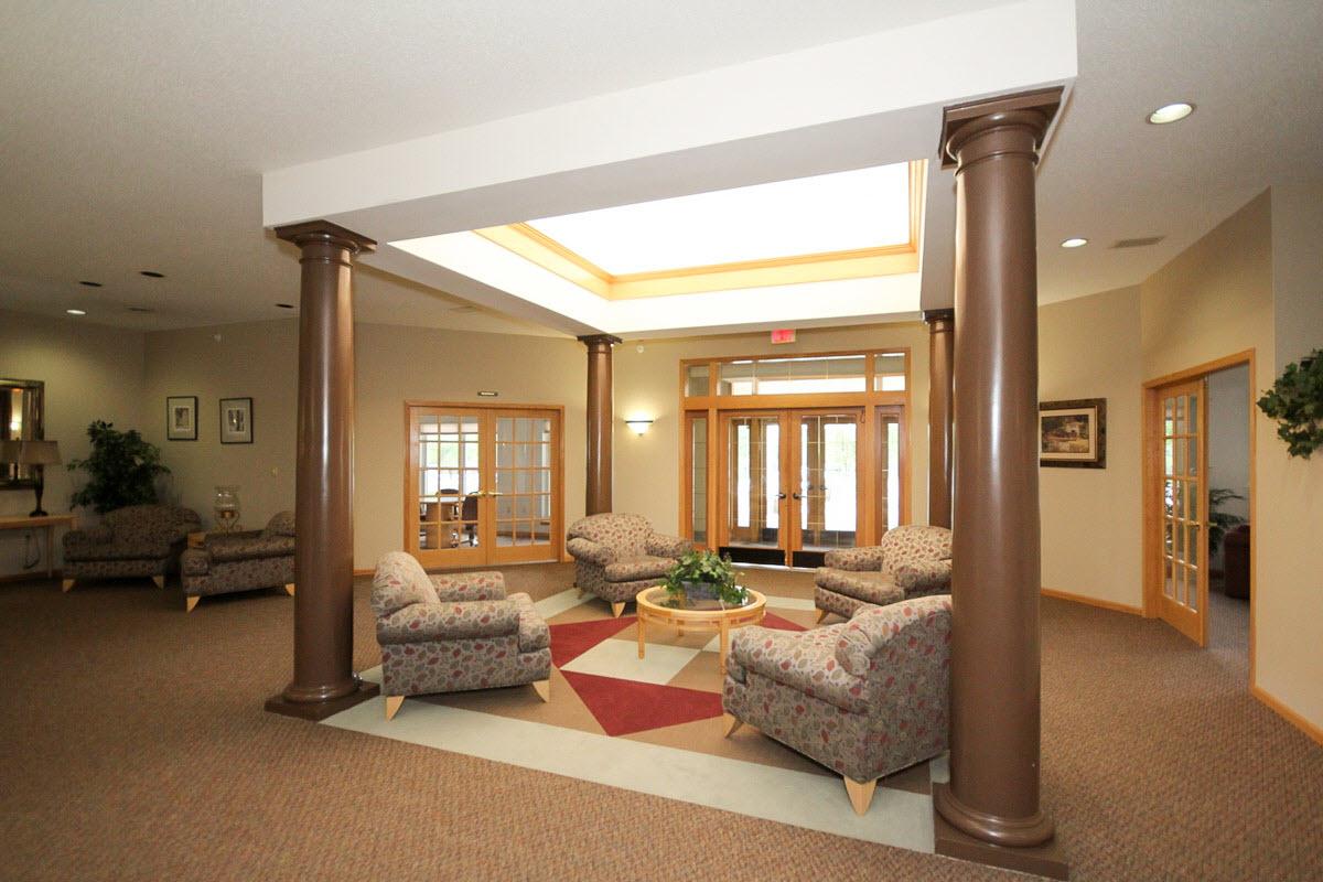 Lobby At Bella Casa Condominiums