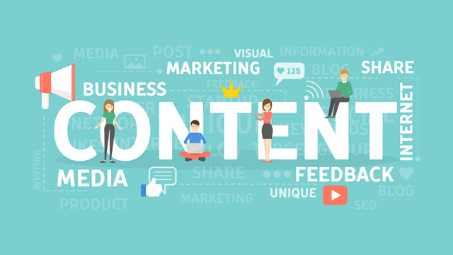 content and attraction marketing