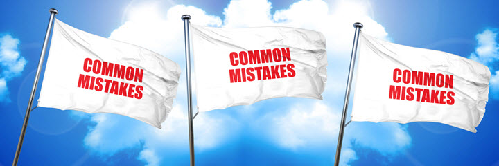 5 home selling mistakes