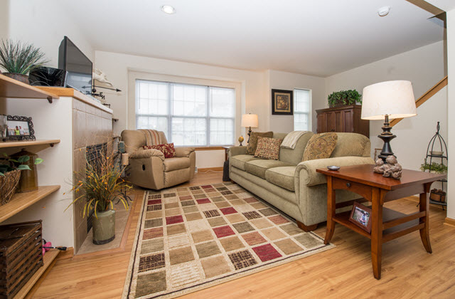 Glacier Peak Town House Interior Photo