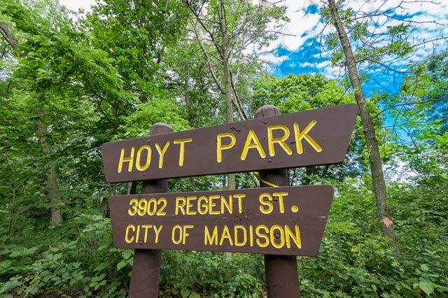 Hoyt Park Madison WI