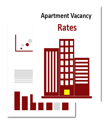 rental property vacancy rates madison wi