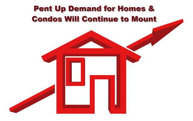2016 Madison Pent Up Demand for Housing