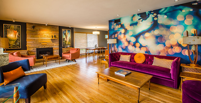 Mid Century Modern Home Revival In Madison, Century House Furniture Madison Wi