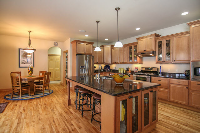 Kitchen in Oak Meadow Fitchburg WI