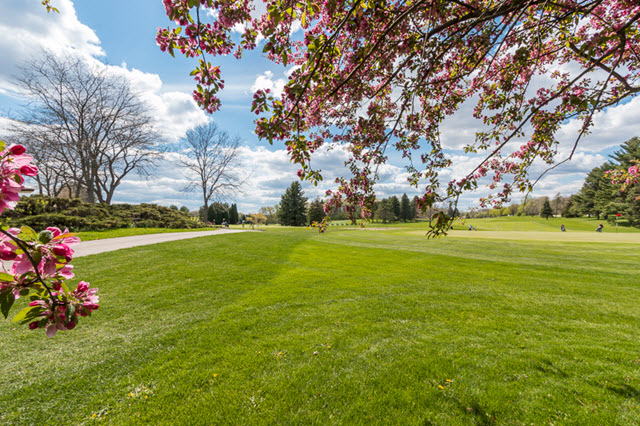 Odana Hills Golf Course in Midvale Heights