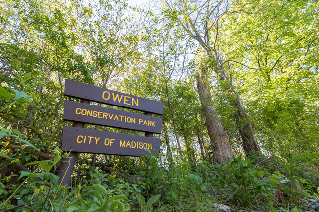Owen Conservation Park in Madison WI