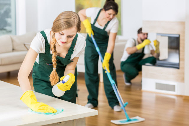 Increase Value through Cleaning