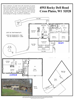 Professional floor plans madison real estate marketing for Floor plans for real estate marketing
