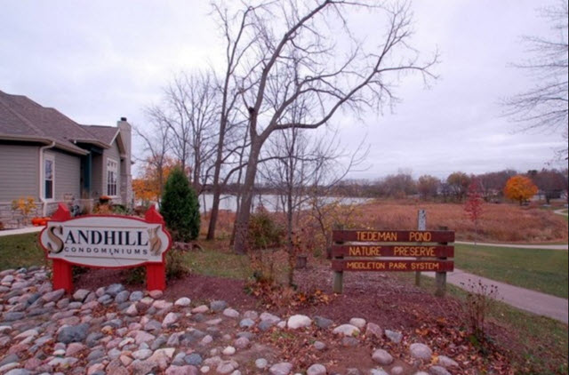 Sandhill Homes Town Houses Middleton WI