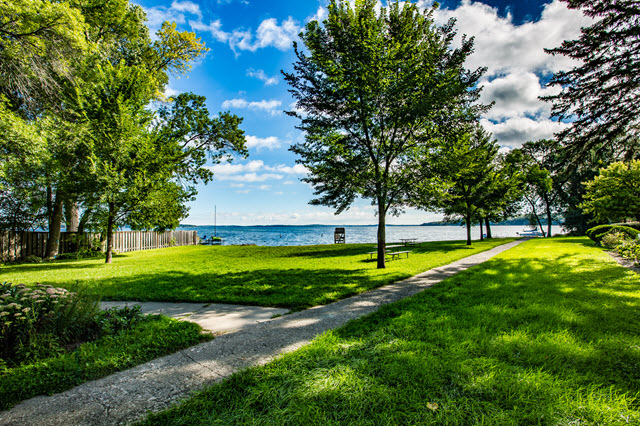 Spring Harbor, Lake Mendota, Madison, Wi