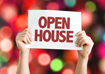Why You Should Hold an Open House