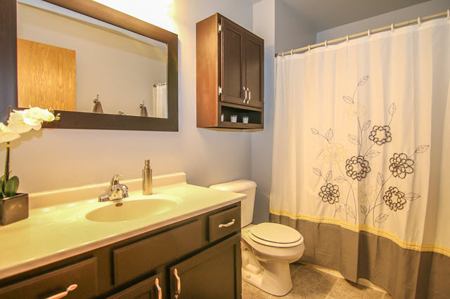 Westchester Townhomes - Bathrooms